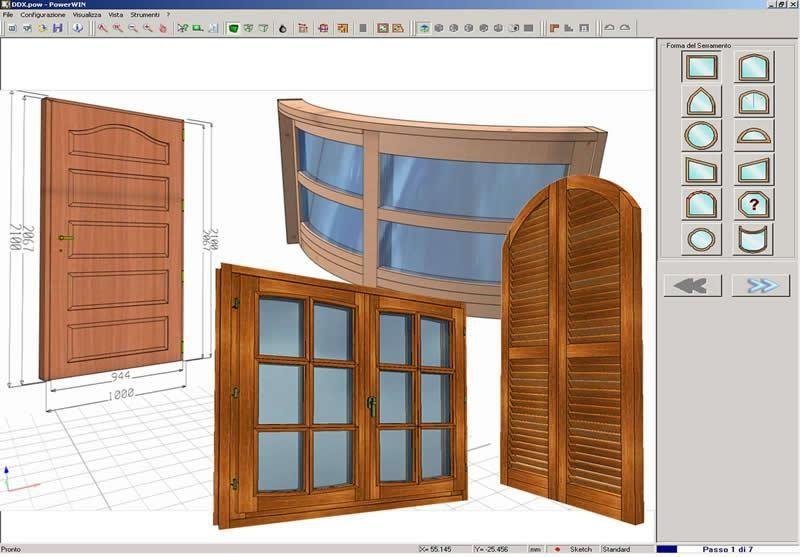 Programa para carpinteria de madera