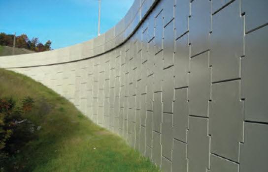 Muros de contencion prefabricados de hormigon