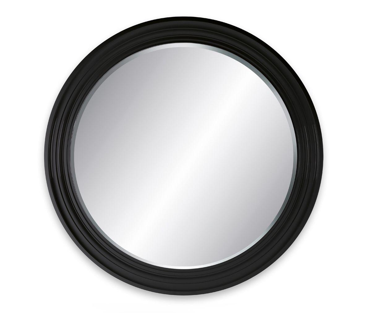 espejo de pared moderno redondo para centro de esttica nabucco gamma u bross