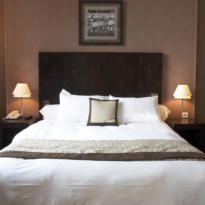 cabecero para cama sencilla moderno de madera amboise
