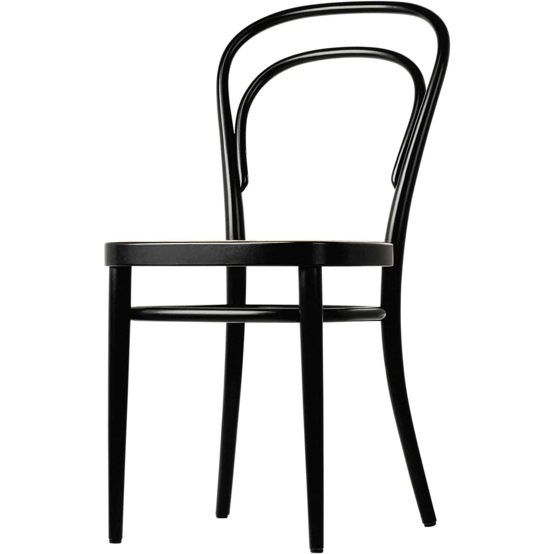 Silla Cl Sica Bistr De Tejido De Madera Curvada 214  # Muebles Bauhaus Caracteristicas