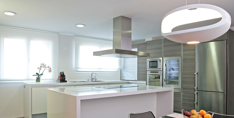 encimera de compuesto de cuarzo para cocina absolute blanc compac the surfaces company
