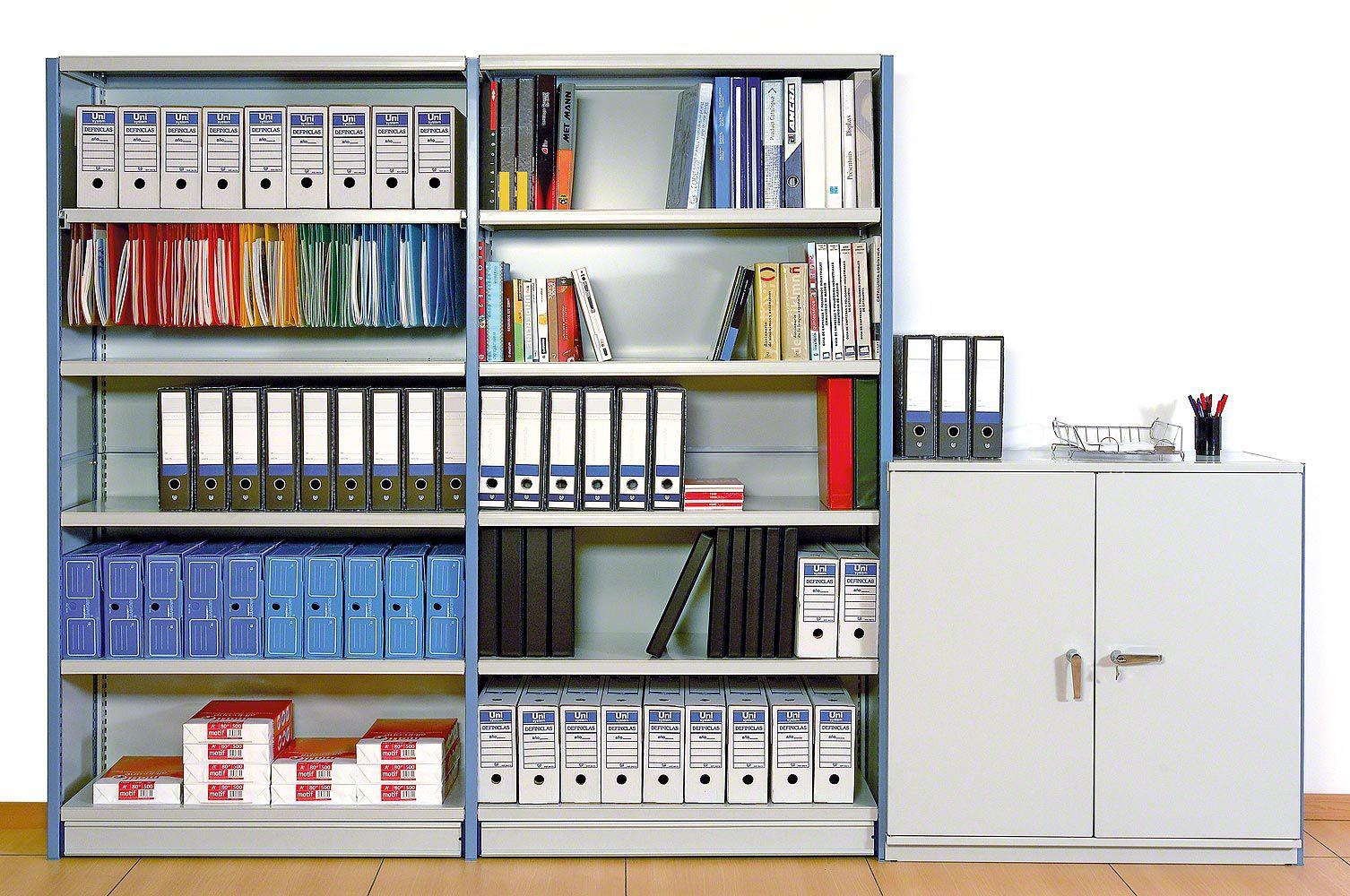 Estantes Para Archivos Oficina.Estanteria Profesional Para Oficina Para Archivo Universal