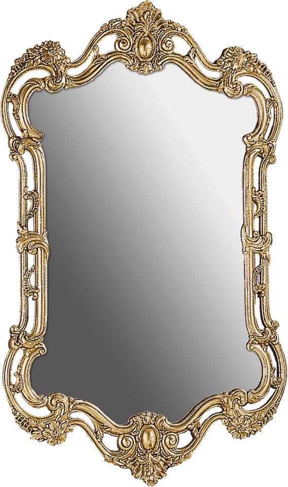 Espejo de pared / de estilo / de latón - 812B - RIPERLAMP ILUMINACION