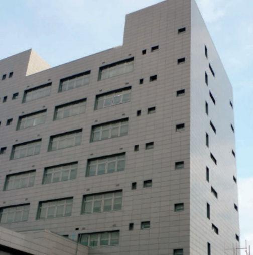 de fachada para fachada ventilada de cermica texturado pulido frontek urano