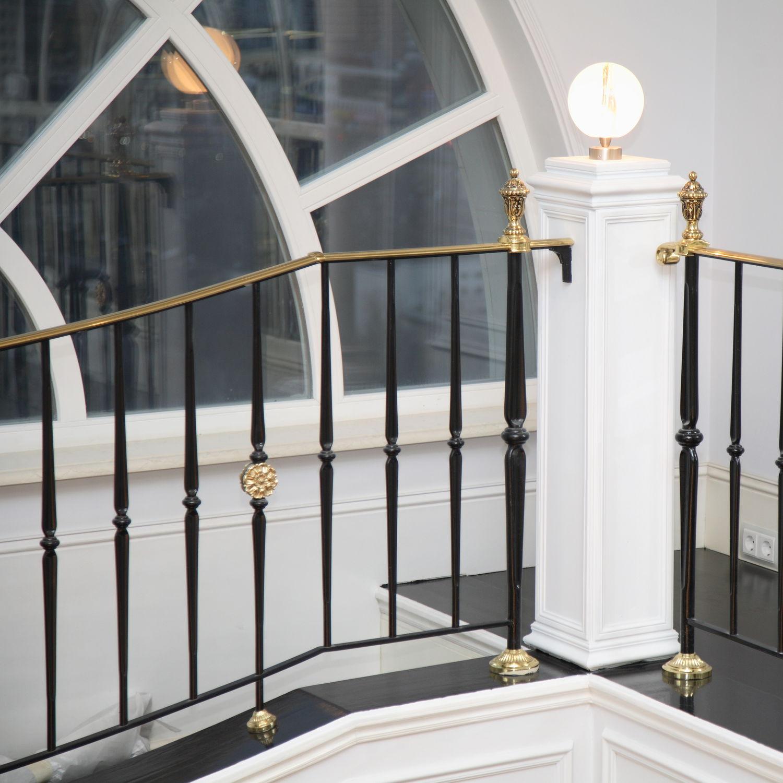 Barandillas De Hierro Para Escaleras Good Barandilla De Hierro  ~ Barandas De Hierro Para Escaleras Interiores
