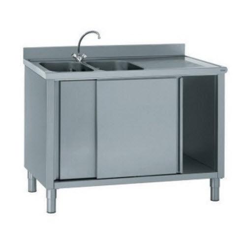 Mueble para fregadero con patas / para cocina profesional - 806 794 ...