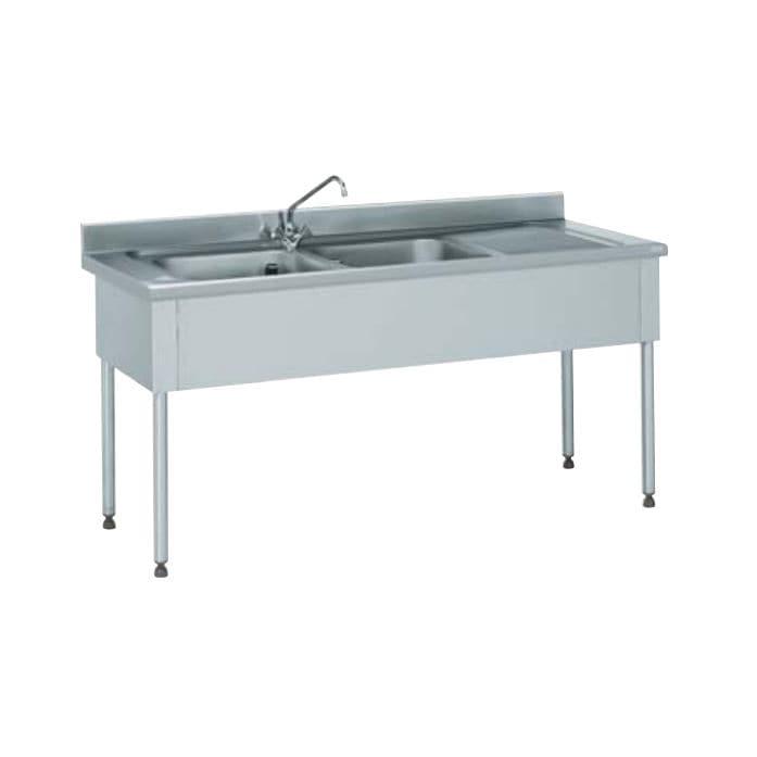 Mueble para fregadero con patas / para cocina profesional - 816 664 ...