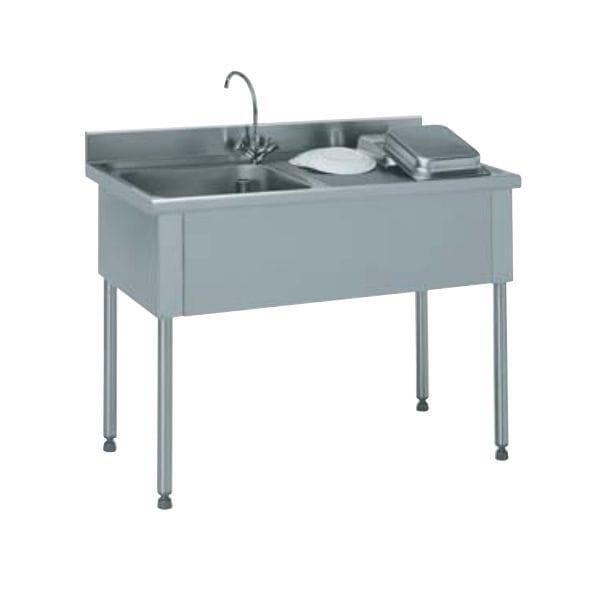 Mueble para fregadero con patas / para cocina profesional - 816 661 ...