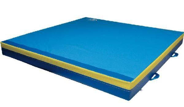 Colchoneta de caída para gimnasia - 10060 - TRYO-SPORT f4a092158cd0