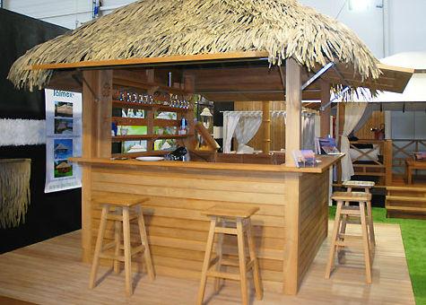 bar de jardín para uso residencial - pirate's tavern - honeymoon