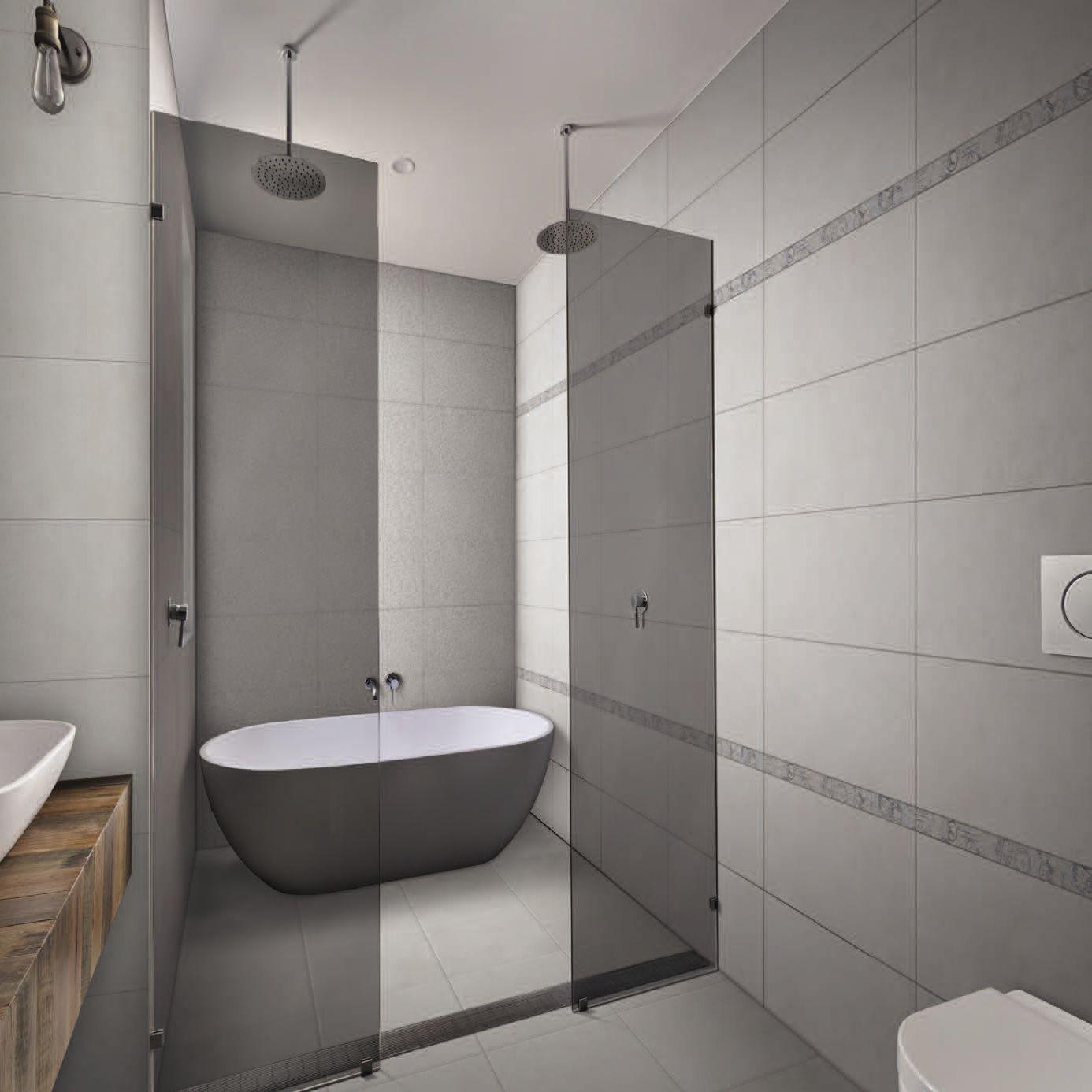 Baldosa para baño / de pared / de suelo / de cerámica - CEMEX ...