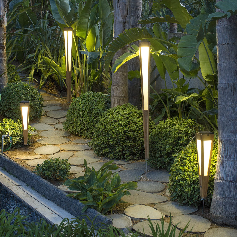 Antorcha de jardín para suelo - TINKA - LES JARDINS