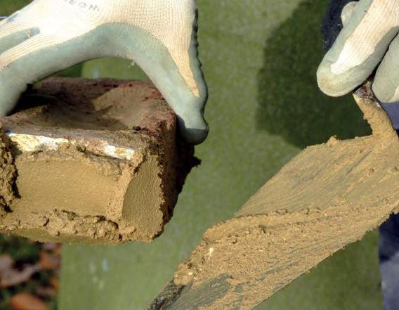 mortero de albailera para mampostera de cal hidrulica limetec lime technology