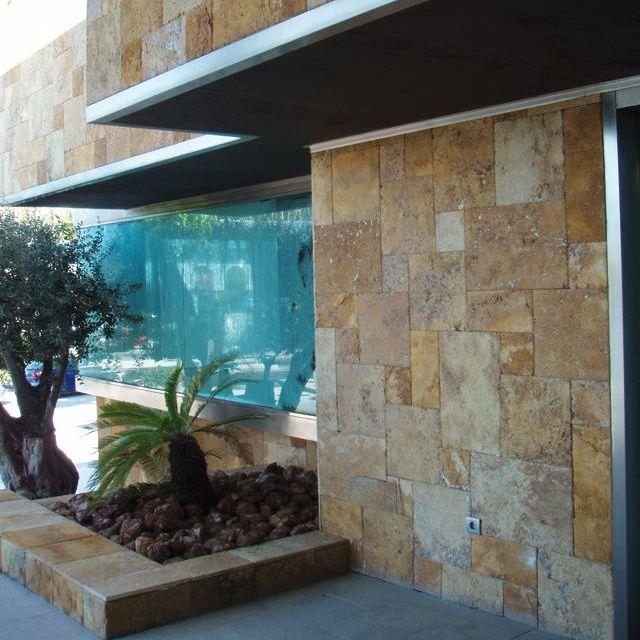 fachada de piedra precios hojas de superficie slida losa de piedra artificial de resina la variedad de piedras que se pueden usar para revestir fachadas