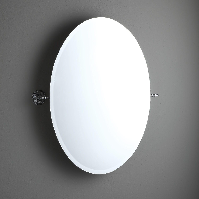 Espejo para baño de pared / basculante / de estilo / ovalado - AB209 ...