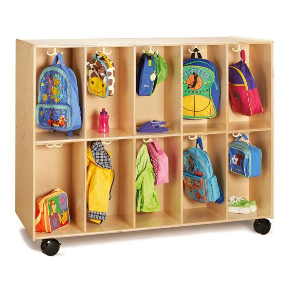 Mueble organizador para guardería - 3946JC - Jonti-Craft, Inc.