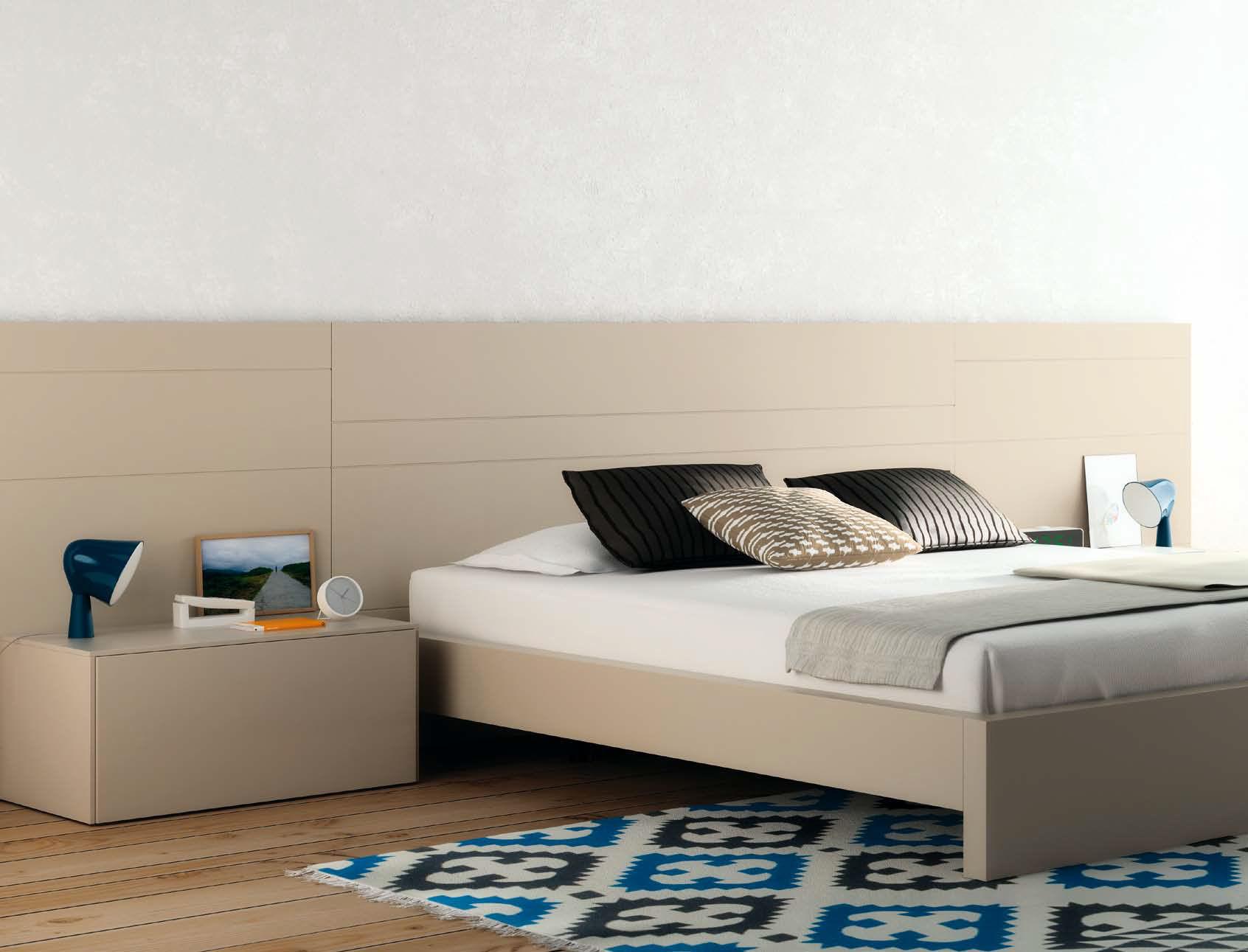 Moderno Cama Doble Muebles Regalo - Muebles de Diseño Moderno ...