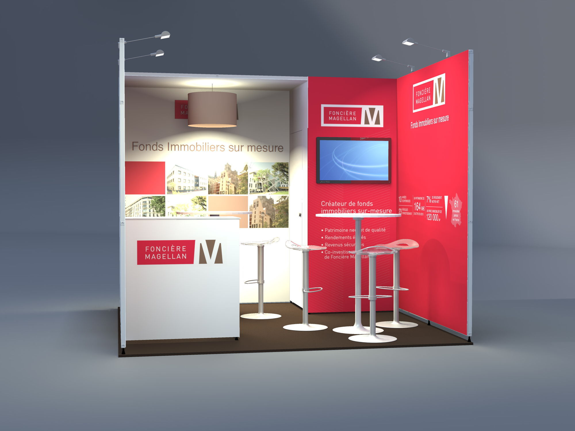 stand exposicion