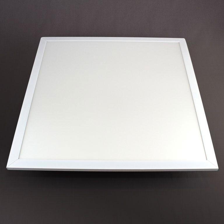 Plafón moderno / cuadrado / de aluminio / led   600 x 600   ecoled