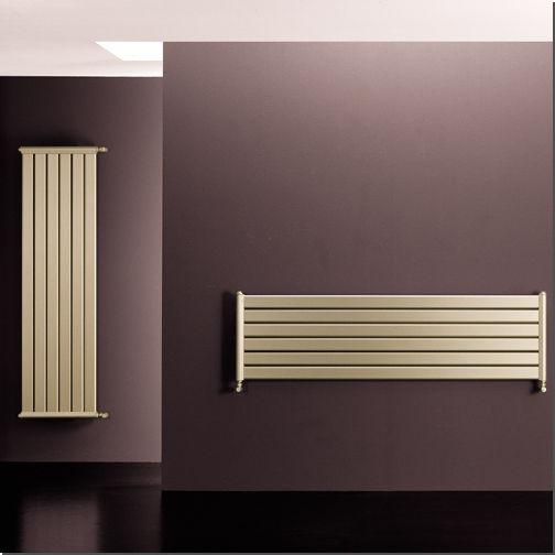 radiador de agua caliente de aluminio moderno vertical vega v