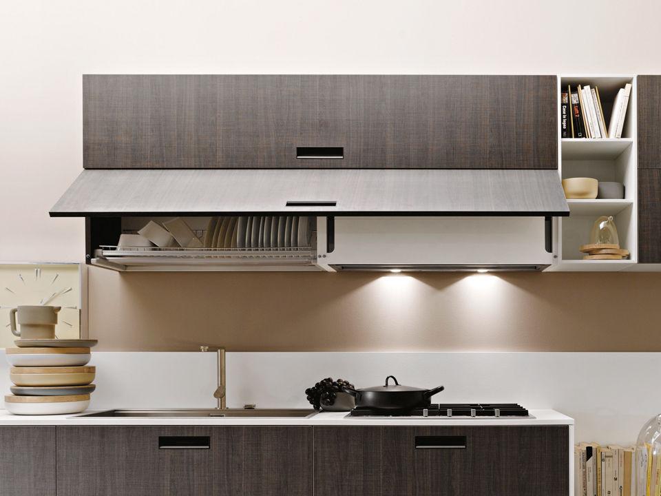 Mueble alto para cocina - MODULAR UNITS - DIBIESSE