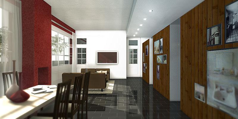 casa moderna de hormign class pujol