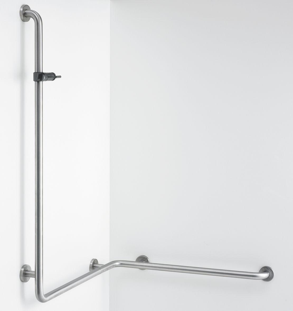 barra de apoyo de acero inoxidable   de esquina   de pared   para el sector  servicios - 2961210 0375265f79ef