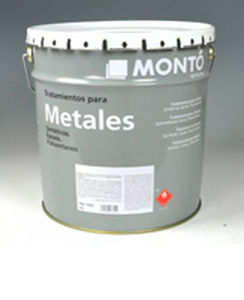 Pintura de poliuretano para metal