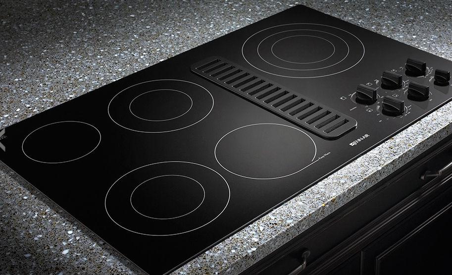 Placa Electrica Cocina | Placa De Cocina Electrica Vitroceramica Radiante Jed3536ws