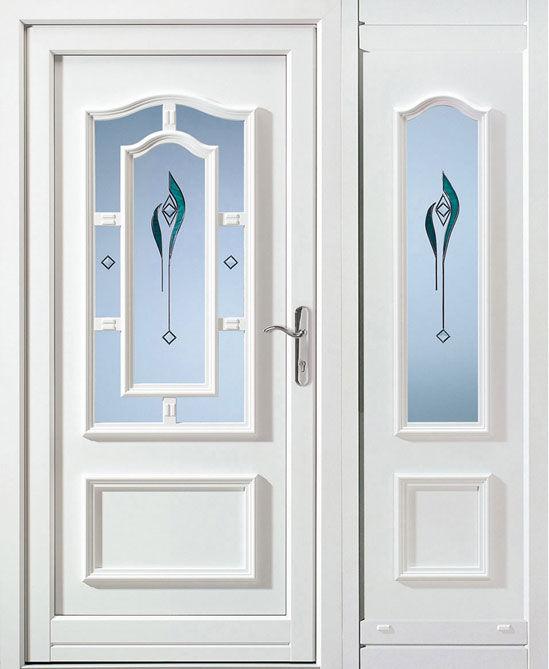 Puertas Exteriores de Aluminio y Vidrio Puertas de Aluminio y Vidrio