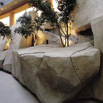 Mortero de albañilería / para rocas artificiales