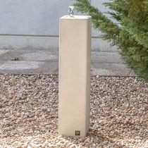 Fuente para beber de exterior / de hormigón