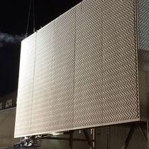 Muro de hormigón prefabricado / con paneles modulares