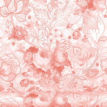 Papeles pintados modernos / con motivos florales / lavables