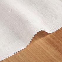 Tela para cortinas / de color liso / de lino / de satén