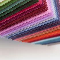 Tela de tapicería / de color liso / de algodón / de poliéster