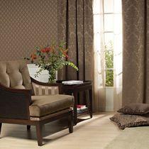 Tela de tapicería / de flores / de algodón / de poliéster