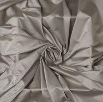 Tela para cortinas / de tapicería / de color liso / de algodón