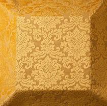 Tela de tapicería / damasco / de poliéster / de viscosa