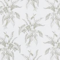 Papeles pintados modernos / de fibra de celulosa / con motivos florales