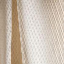 Visillo de color liso / de algodón / de poliéster
