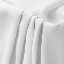 Tela para cortinas / de color liso / de poliéster / ignífuga