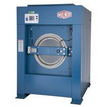 Lavadora-centrifugadora de carga frontal / para suelo / con sistema de suspensión / profesional