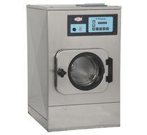 Lavadora-centrifugadora de carga frontal / para suelo / profesional
