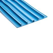 Membrana impermeabilizante de PVC / para cimentación / en rollo / drenaje de cimentación