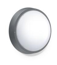 Aplique moderno / de policarbonato / de fibra de vidrio / LED