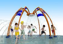 Estación de juego de acero inoxidable / para parque acuático