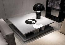 Mesa de centro / moderna / rectangular / de interior