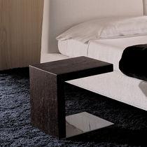 Mesa auxiliar / moderna / de madera / rectangular
